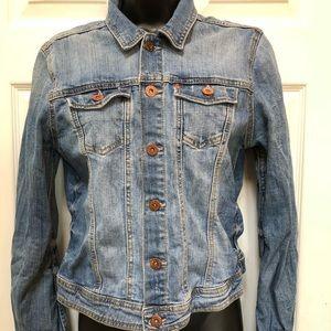 H&M Denim Jacket Size 10